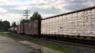 Trains of the Norfolk Southern Harrisburg Line Fall 2009