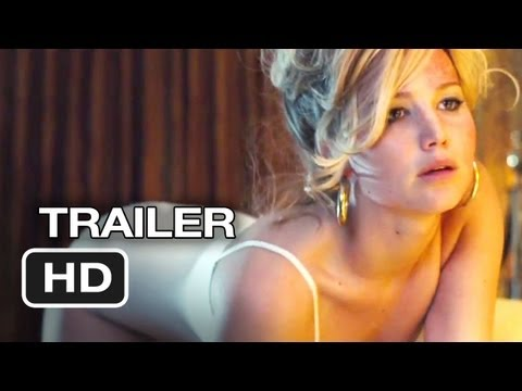 American Hustle Official Trailer #1 (2013) - Christian Bale, Jennifer Lawrence Movie HD