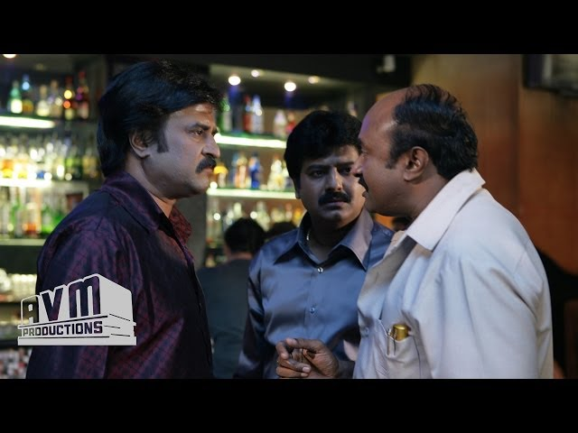 Rajini Punch Dialogue in Sivaji - 03: Pathu Paisa Kudukkamataen