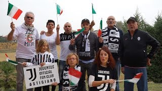 Happy #Juve120 from Juventus Members all over the world!