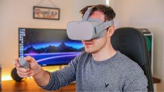Oculus Go SETUP & REVIEW  - Best VR Headset?   The Tech Chap
