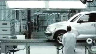 DAIMLER CHRYSLER - SWISS ARMY Commercial Chrysler Pt Cruiser