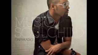 Musiq Soulchild Iwannabe (feat. Damian Marley) (with Lyrics)