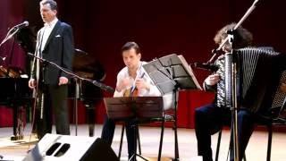 Koncert księdza Zbigniewa Stępniaka (basso profondo, absolwent wydziału wokalno-aktorskiego Akademii M