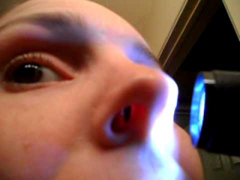 i have a hole in my nose septum. - YouTube