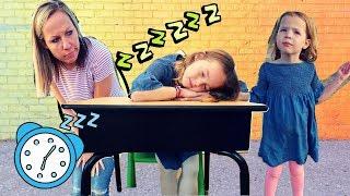 Addy Has Bad Dreams at Toy School