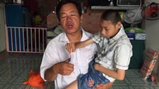 Hội người Việt tại New Zealand hỗ trợ hoàn cảnh anh Đặng Hữu Nghị và 2 con bị teo não bẩm sinh.