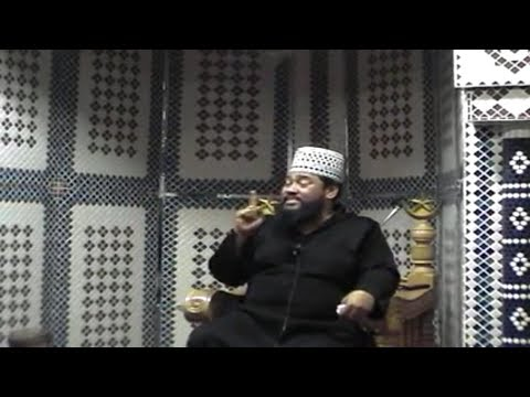 Waz 2013 Moulana Tariq Monawar Part 8