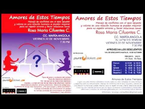 Radio Oxígeno - Rosa María Cifuentes - Significado de nombres