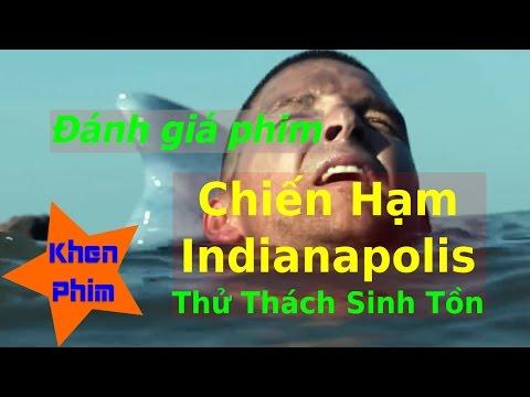 Khen Phim - Review phim Chiến Hạm Indianapolis: Thử Thách Sinh Tồn