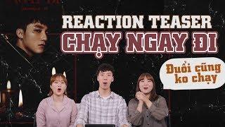 NGƯỜI HÀN REACTION TEASER MV 'CHẠY NGAY ĐI' CỦA SƠN TÙNG M-TP