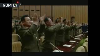 بيونغ يانغ تشجب انتشار السفن الأمريكية في المنطقة تعلن استعدادها للرد على أي عمل عسكري |