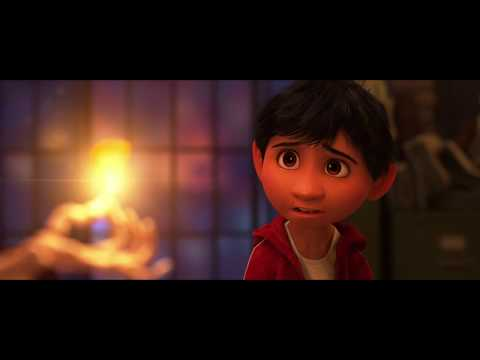 Coco - trailer na animák