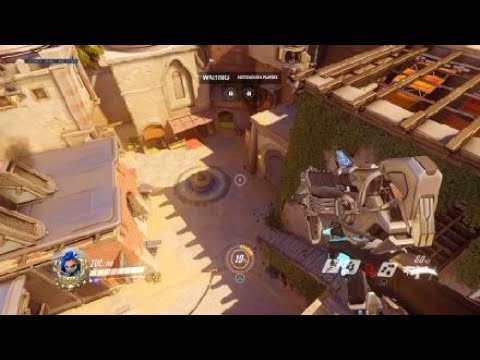 Overwatch sombra out of map bug 2018