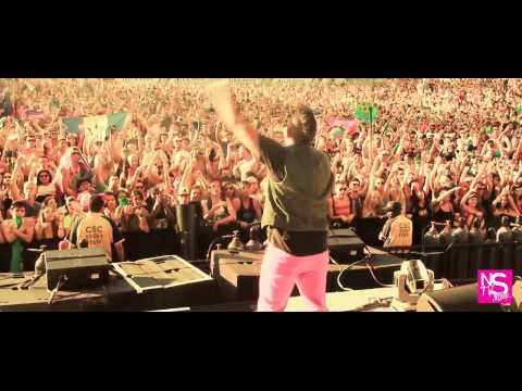 Major Lazer - Live at Ultra Music Festival 2013 Recap feat. Sean Paul & Machel Montano
