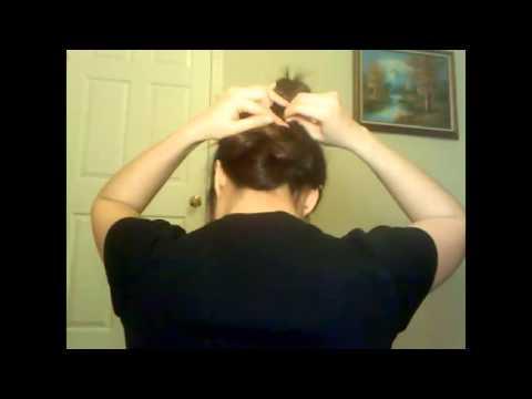 Hướng dẫn cách biến tóc dài thành tóc ngắn