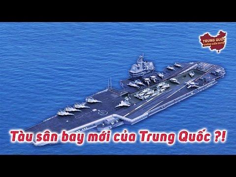 Trung Quốc Lắp Ráp Tàu Sân Bay Mới Để Tăng Cường Sức Mạnh Quân Sự | Trung Quốc Không Kiểm Duyệt