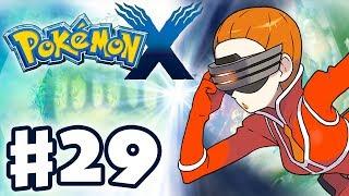Pokemon X And Y Gameplay Walkthrough Part 29 Kalos