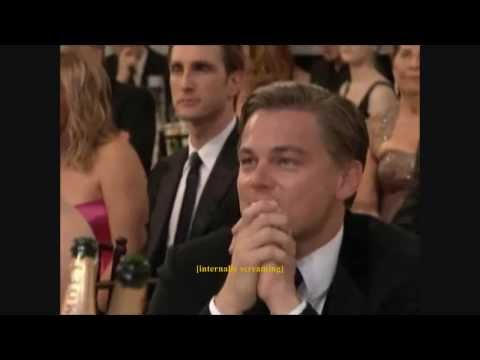 Leonardo Di Caprio's true reaction to 2014 Oscar Award