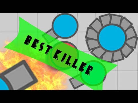 Diep.io kill everybody