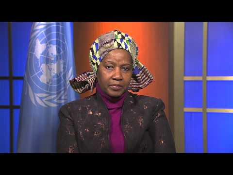 UN Women Executive Director on Ending Violence against Women and Girls for 25 November 2013