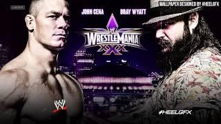 2014: John Cena Vs. Bray Wyatt WWE Wrestlemania 30 (XXX