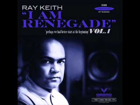 Ray Keith - I Am Renegade Vol 1 LP Mix