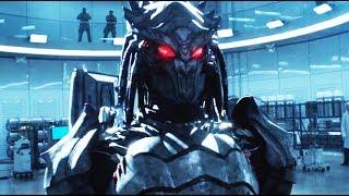 The Predator 2018 - Predator Killer Suit | ALL Predator Kill Scenes [FHD]