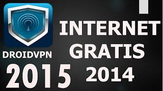 [DroidVPN] Internet Gratis 2014 2015// UDP Full