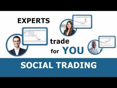 Social forex market