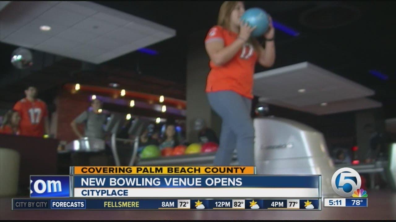 Bowling Downtown West Palm Beach