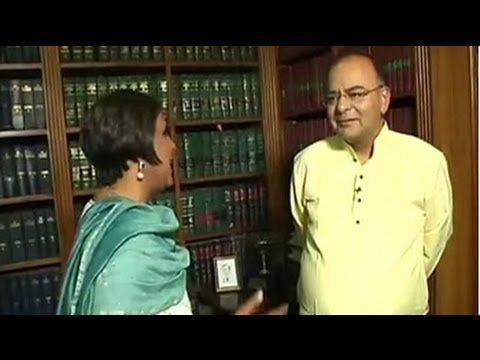 BJP's win makes up for my defeat: Arun Jaitley to NDTV