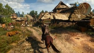 The Witcher: Wild Hunt - January 2015 Gameplay Video