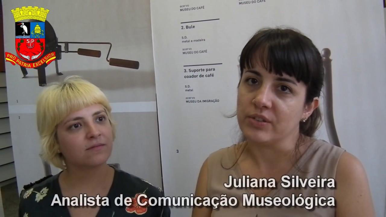 """Garça recebe exposição """"Imigrantes do Café"""" na galeria """"Edith Nogueira Santos"""""""