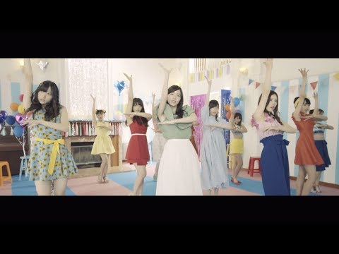 2017/7/19 on sale SKE48 21st.Single c/w Team S「パーティーには行きたくない」MV