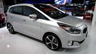 2008 Kia Rondo LX V6 Start Up, Engine, and In Depth Tour videos