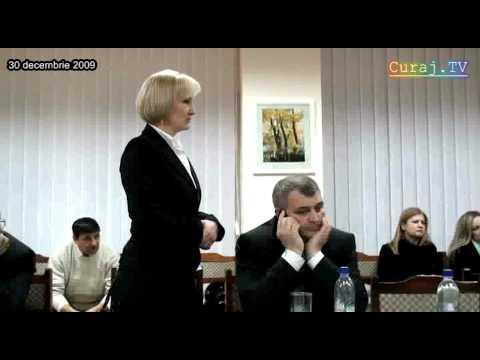 Adela Răileanu a oprit parţial concursul la TRM!