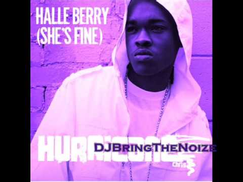 Hurricane Chris She's Fine (Halle Berry) Chopped and Screwed