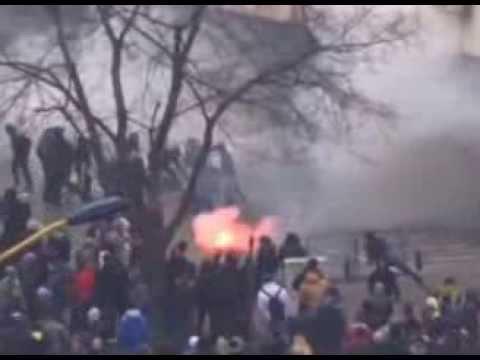 Tuzla, protest 7.02.2014.