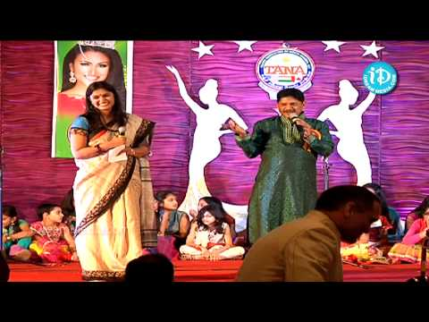 TANA International Women's Day 2014 - Song By Ramachari, Geetha Madhuri