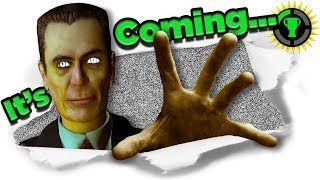Game Theory: Gaming's Biggest Mystery SOLVED!   Half Life G MAN Theory