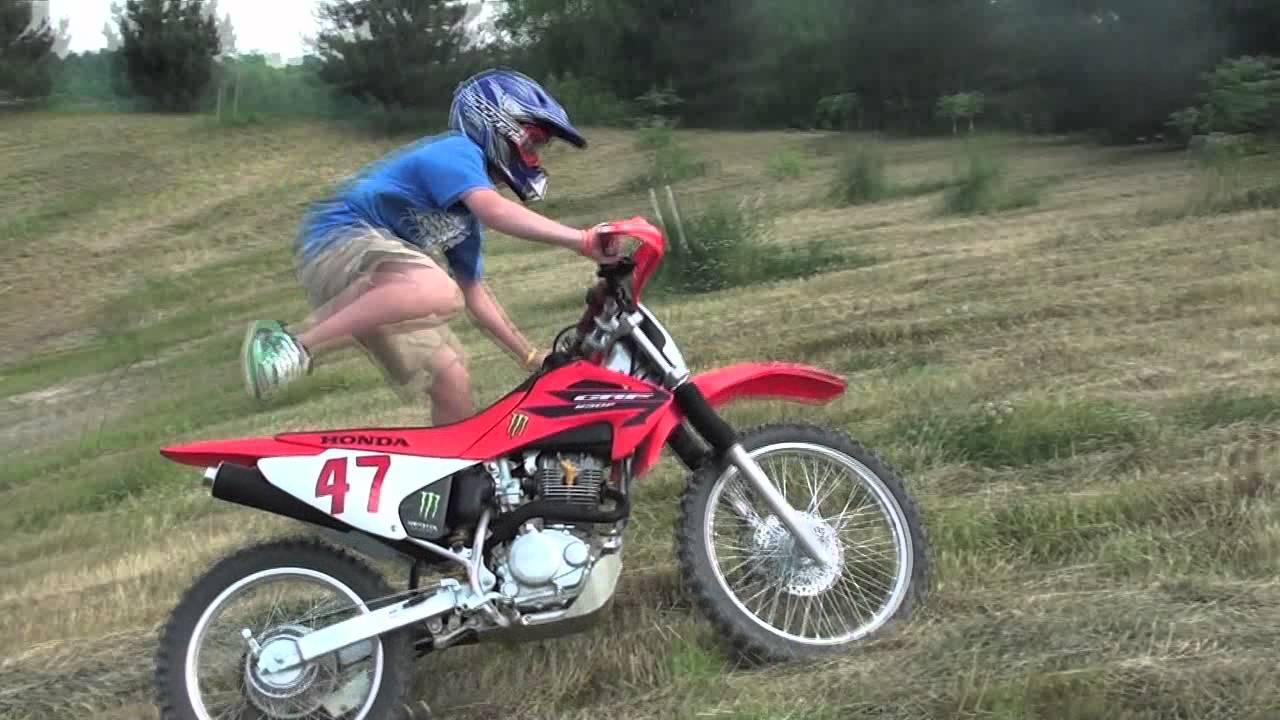 KALEBSKLIPS - Dirt Bike Tricks - YouTube