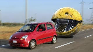 Pac-Man In Real Life