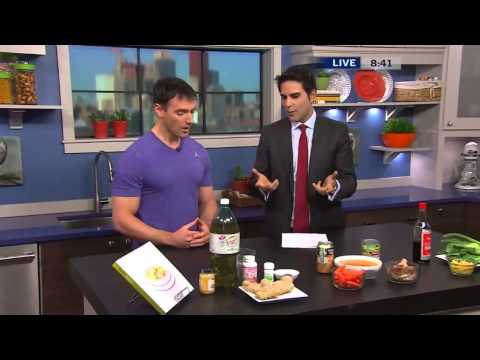 Dr. John Berardi talks about the health benefits of Ginger