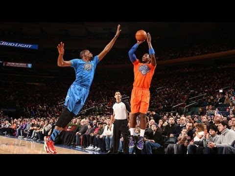 Iman Shumpert- New Heights (HD) 2013-2014