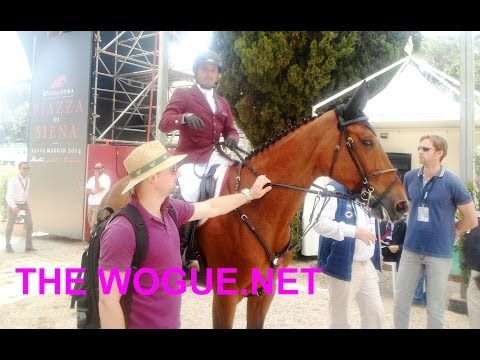 THE WOGUE.NET: NEWS FROM ITALY ROMA CSIO 82°  PIAZZA DI SIENA 2014