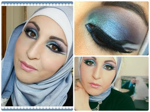 ❀Tuto ❀ maquillage libanais / lebanese make up
