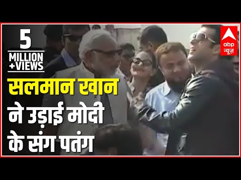 Narendra Modi is 'good man' of Salman Khan