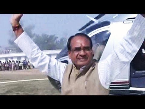 Assembly election 2013: Shivraj Singh Chouhan's hat-trick in Madhya Pradesh