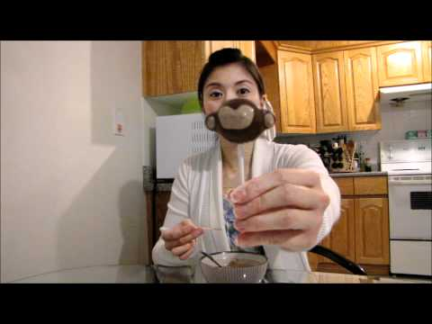 How to make monkey cake pops